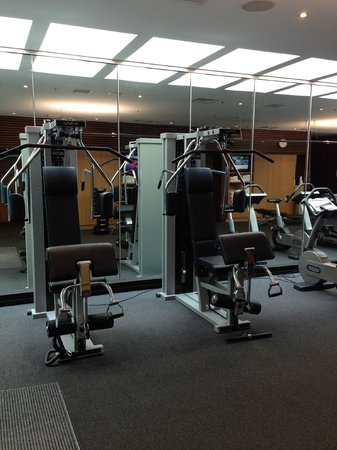 Gym Picture Of The Grand By Skycity Auckland Central Tripadvisor