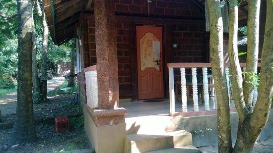 Namaste Cafe: my cottage