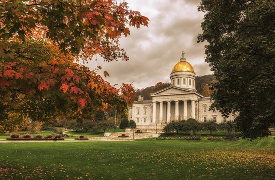 Montpelier, VT: Vermont State House