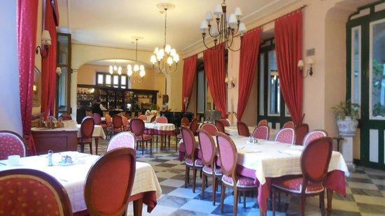 Hotel Florida: restaurant