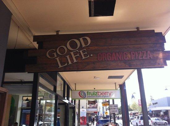 Goodlife Organic Modern Pizza: Goodlife