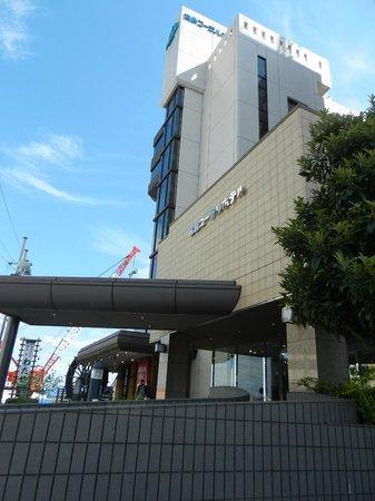 Miyajima Coral Hotel: Hotel