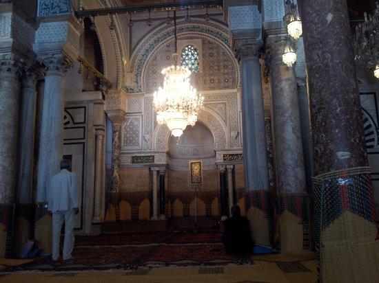 Zitouna Mosque : داخل المسجد
