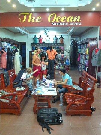 The Ocean Tailors