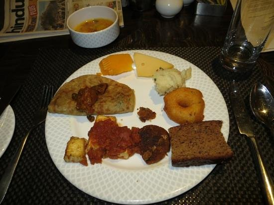Best breakfast options in delhi