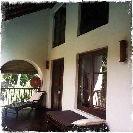 Galle Fort Hotel: Our Loft Suite