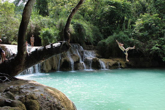 Indochina Odyssey Tours - Private Luang Prabang Day Tour