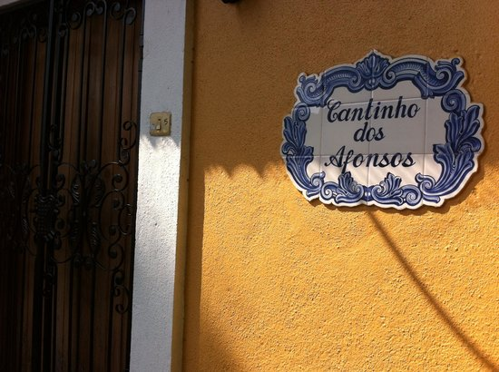 Afonso Guest House: Lovely Portuguese guest house