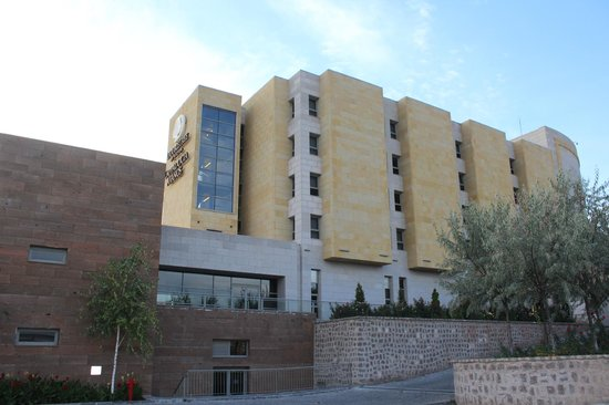 Doubletree by Hilton Avanos Cappadocia : The building