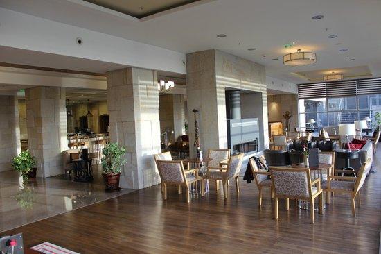 Doubletree by Hilton Avanos Cappadocia: Lobby