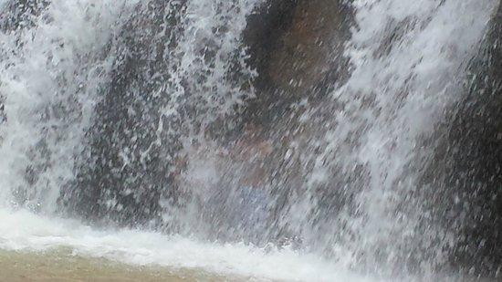 Sungai Pandan Waterfall: Waterfall 1