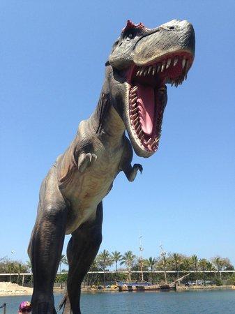 Sea World: Dinos