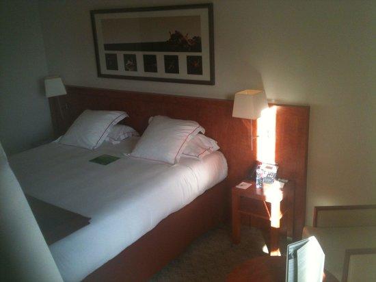 Hotel Crowne Plaza Lyon - Cité Internationale : Chambre 608
