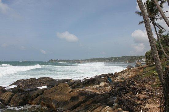 Off Rocks: Beach