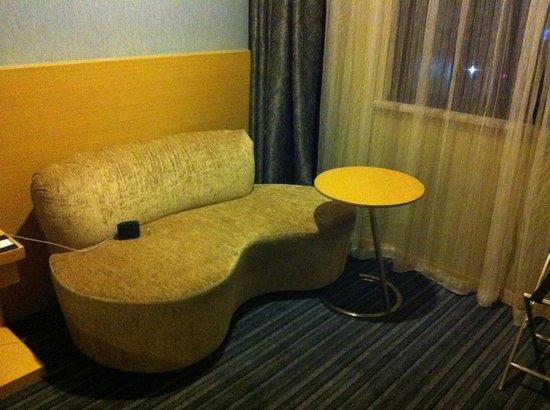 Holiday Inn Express Beijing Airport Zone: Sofa