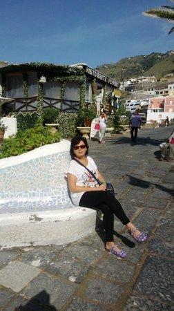 Hotel Terme La Pergola: in giro per l'isola sant'angelo