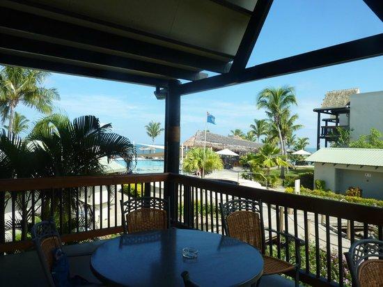 Wyndham Resort Denarau Island : View from our room overlooking pool