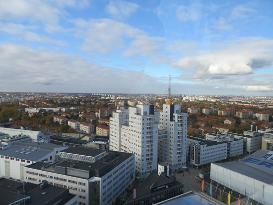 Ericsson Globe: View from the Top