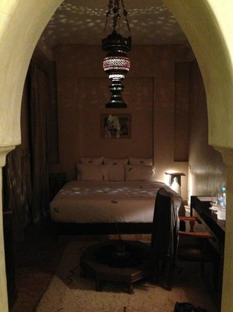 Dar Fakir : Bed room - (sorry for the bad light ;-)