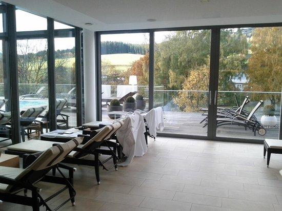 Dorfhotel Fasching: Ruhebereich