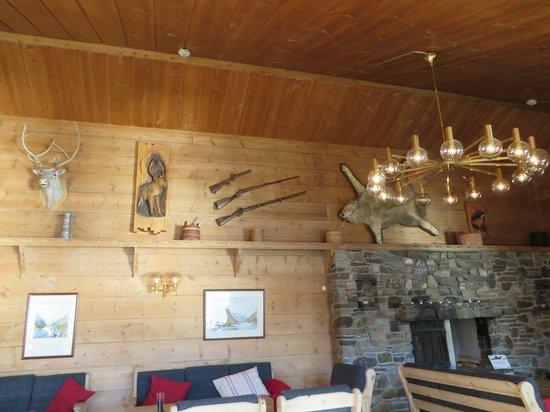 Haukeliseter Fjellstue: Restaurant