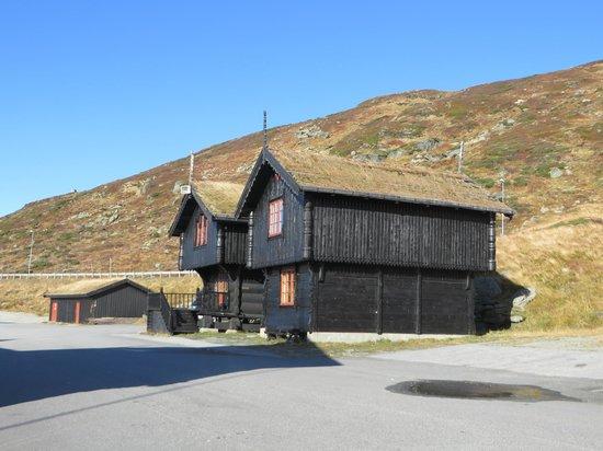 Haukeliseter Fjellstue: Accommodation