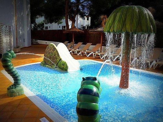 Prinsotel Alba Hotel Apartments: Zona infantil acuática
