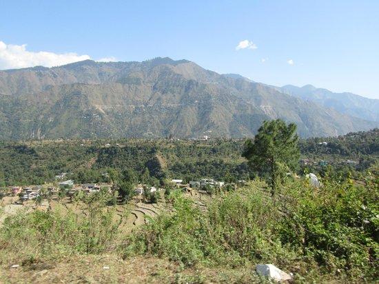 Jamwal Villa Homestay: tracking view