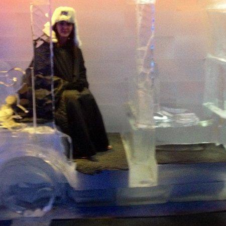 Bar Ice  Samui: Ice bar tut tut