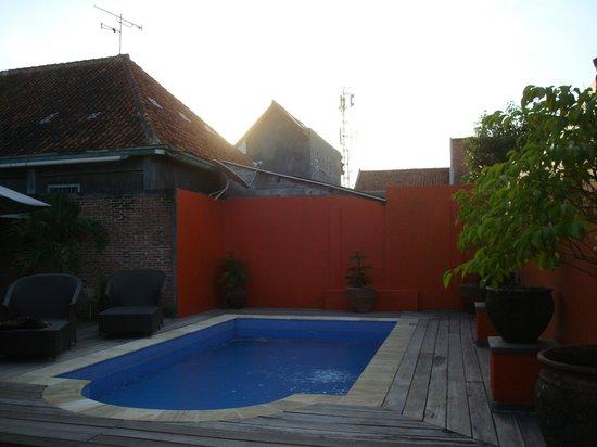 Villa Pondok Terra Yogyakarta : Silver Pool
