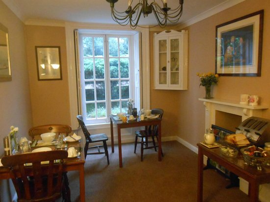 Springhill B&B: Breakfast