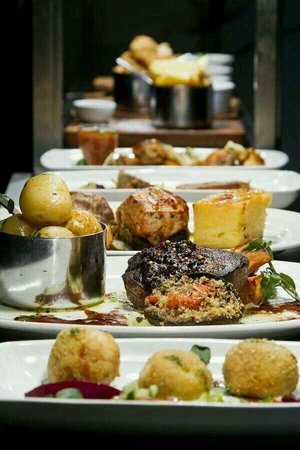 The Spire restaurant: Great food