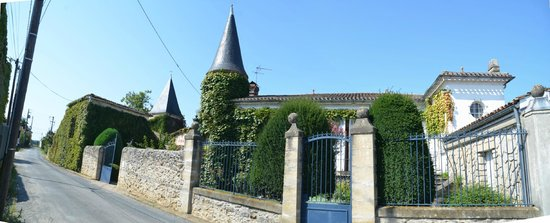 Chateau Gravas