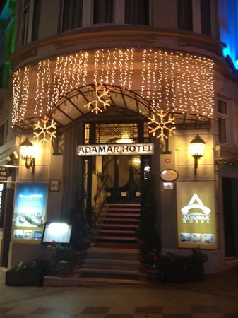 Adamar Hotel : Entrance