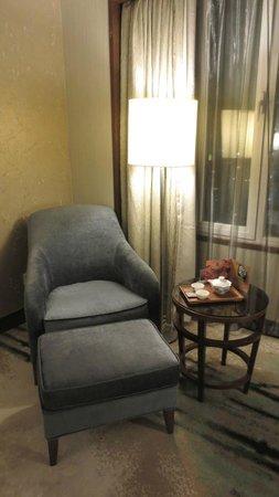 Grand Mercure Beijing Central: Sofa