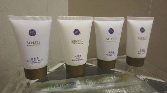 Grand Mercure Beijing Central : Toiletries