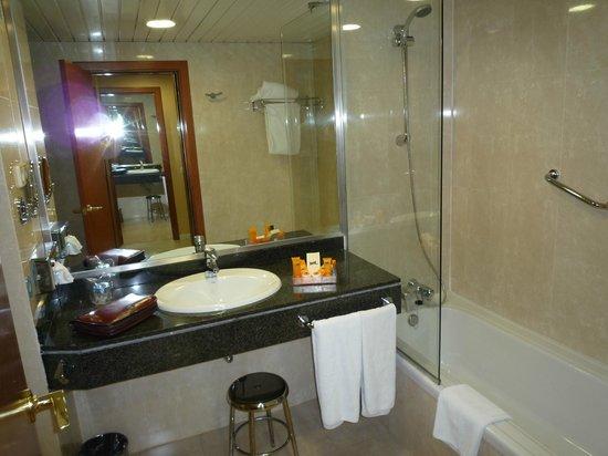 Madrid Marriott Auditorium Hotel & Conference Center: muy limpio
