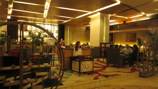 Grand Mercure Beijing Central: Lobby Lounge
