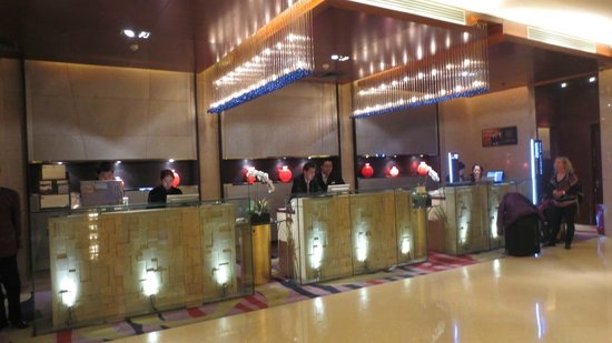 Grand Mercure Beijing Central: Lobby