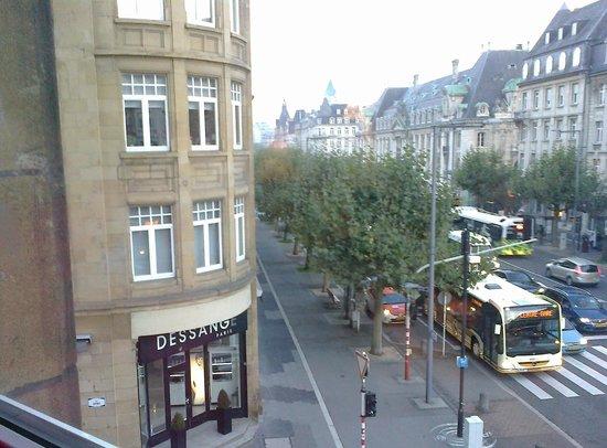 Hôtel Central Molitor : Avenue De La Liberte