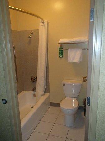 La Quinta Inn & Suites Logan: Salle de bain