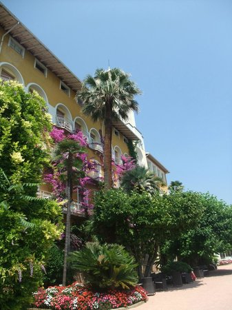 Grand Hotel Gardone Riviera : Beautiful Hotel