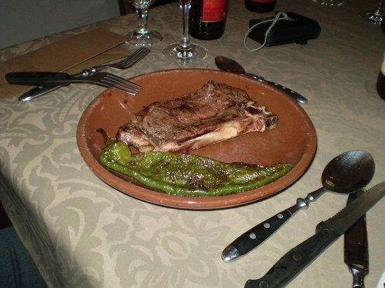 Casa Rural Restaurante Casa Adriano : Comanda 2