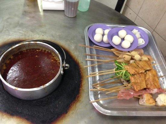 Capitol Satay: Satay hot pot