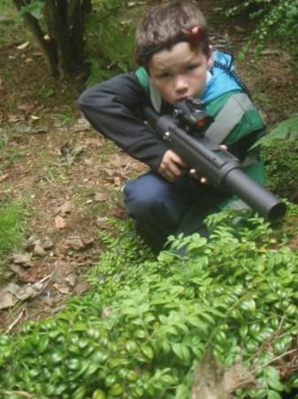 Ardclinis Outdoor Adventure: Great Laser Tag Adventures