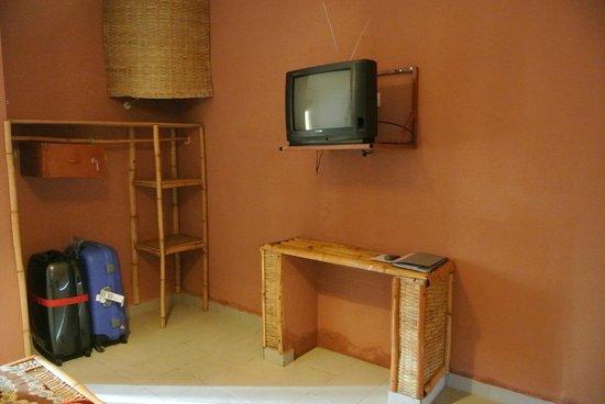 Bamboo Garden Hotel: Kamer Nr5