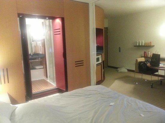 Qualys-Hotel Nanterre La Defense: une autre vue