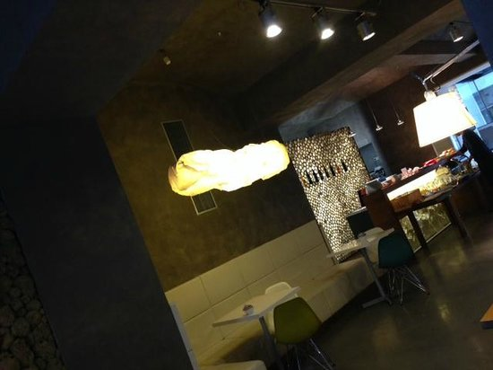 MOODs Boutique Hotel : Bar and Breakfast