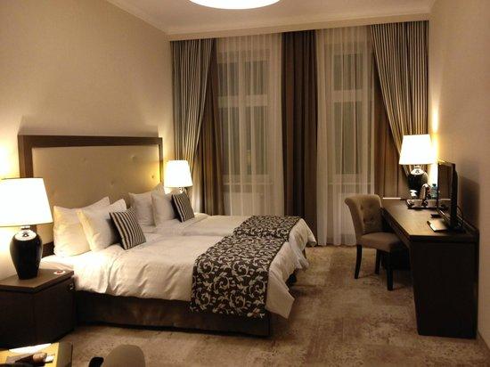 Metropolitan Boutique Hotel: My room