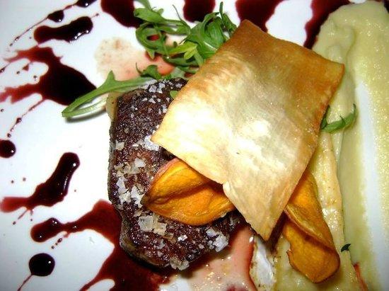 Restaurant Miriot : plats miriot